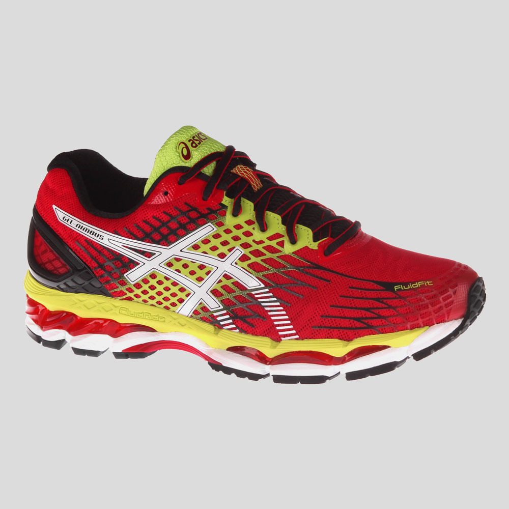 t nis asics gel nimbus 17 masculino t nis na authentic feet authenticfeet. Black Bedroom Furniture Sets. Home Design Ideas