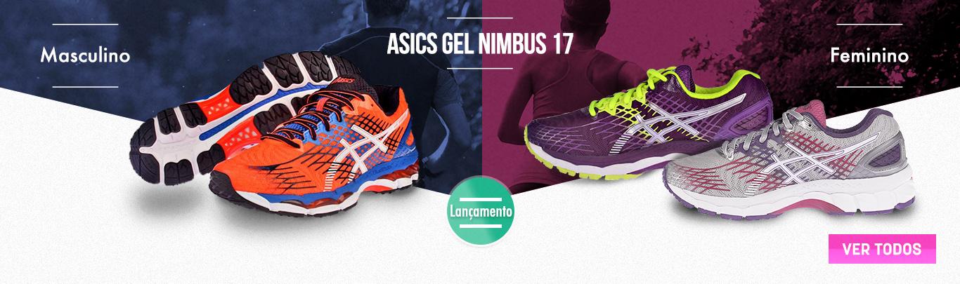 ASICS GEL NIMBUS 17