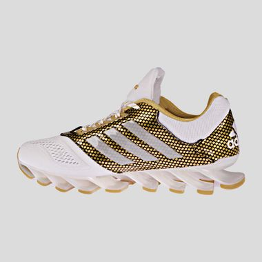 uk availability ba4d0 77d65 ... adidas springblade drive 2.0 gold white .. ...