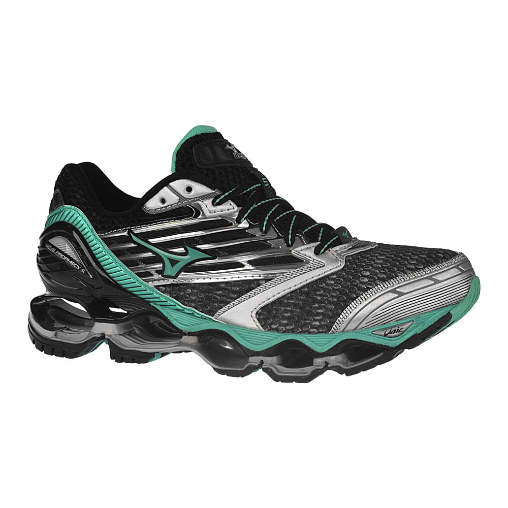 Tênis Mizuno Wave Prophecy 5 Feminino | Tênis é na Authentic Feet ...