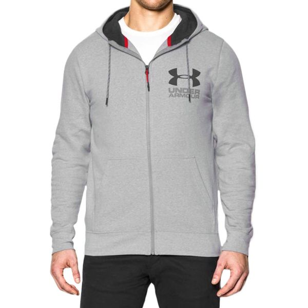 Blusao-Under-Armour-Triblend-FZ-Hoodie-Masculino