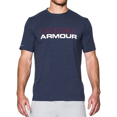 Camiseta-Under-Armour-Cotton-Wordmark-Stack-Masculina