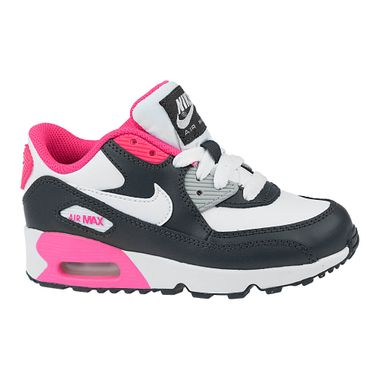 Tênis-Nike-Air-Max-90-Leather-PS-Infantil
