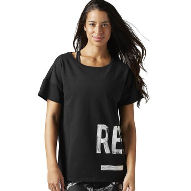Camiseta-Reebok-Favorites-Feminino