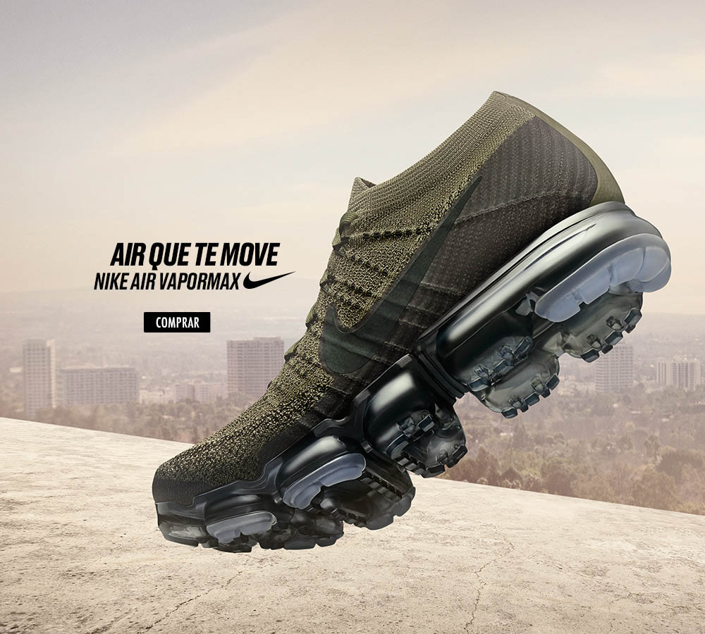 MOBILE - TV CAMP - NIKE VAPORMAX 07/07