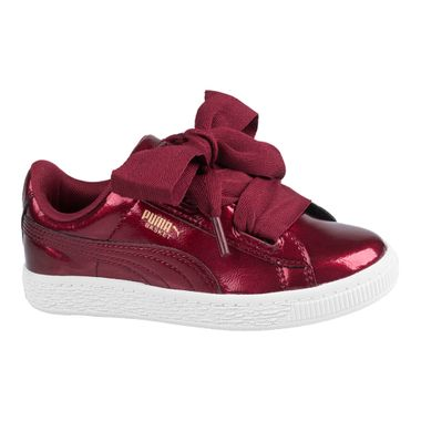 Tenis-Puma-Basket-Heart-Glam-PS-Infantil-1