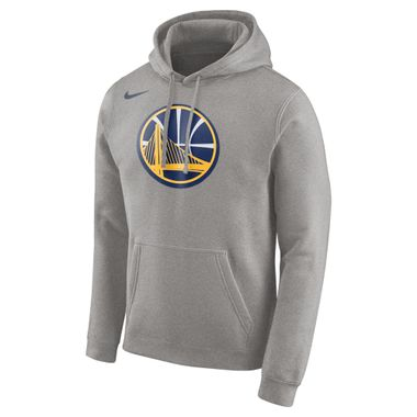 Blusao-Nike-Golden-State-Warriors-Hoodie-Po-Fleece-Club-Logo-Masculino