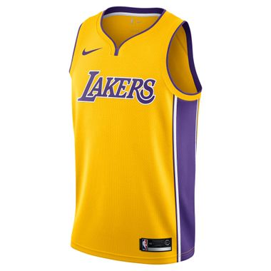 Jersey-Nike-NBA-Los-Angeles-Lakers-Swingman-Home-Masculina-Amarelo