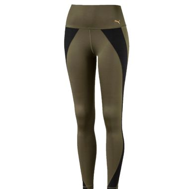 Calca-Legging-Puma-Pwrshape-Tight-Feminina-Verde