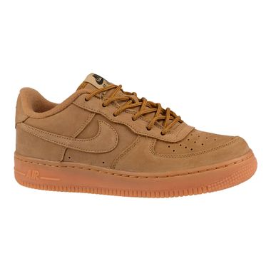 Tenis-Nike-Air-Force-1-Winter-Prm-GS-Infantil-Bege