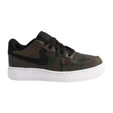 Tenis-Air-Force-1-Lv8-GS-Infantil-Camuflado