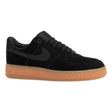 Tenis-Nike-Air-Force-1-07-LV8-Suede-Masculino-Preto