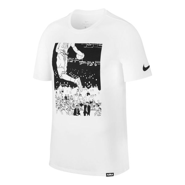 camiseta nike lebron james