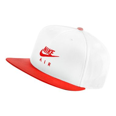 Bone-Nike-Air-Pro-Red-Branco