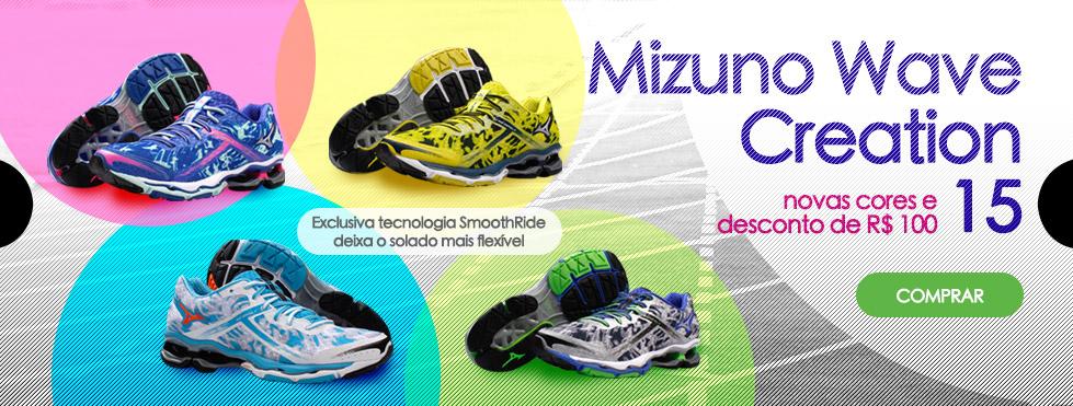 Tenis Mizuno Wave Creation 15