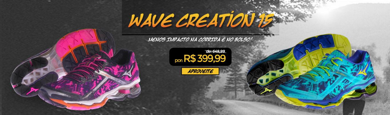 DESCONTO MIZUNO CREATION 15