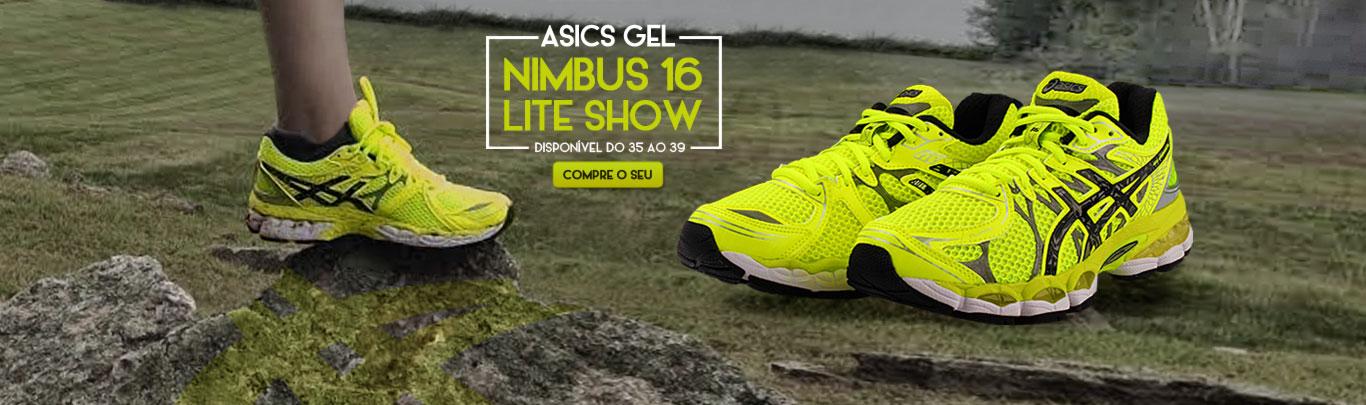 ASICS GEL NIMBUS 16