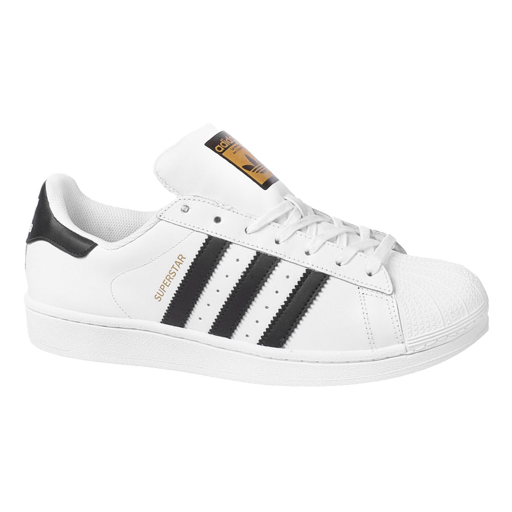 Tênis Adidas Superstar Foundation Branco