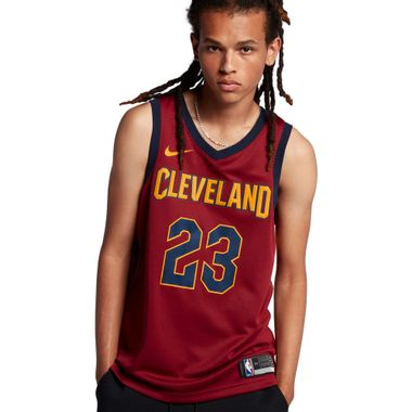 Jersey-Nike-NBA-Cleveland-Cavaliers-Swingman-Road-Masculina