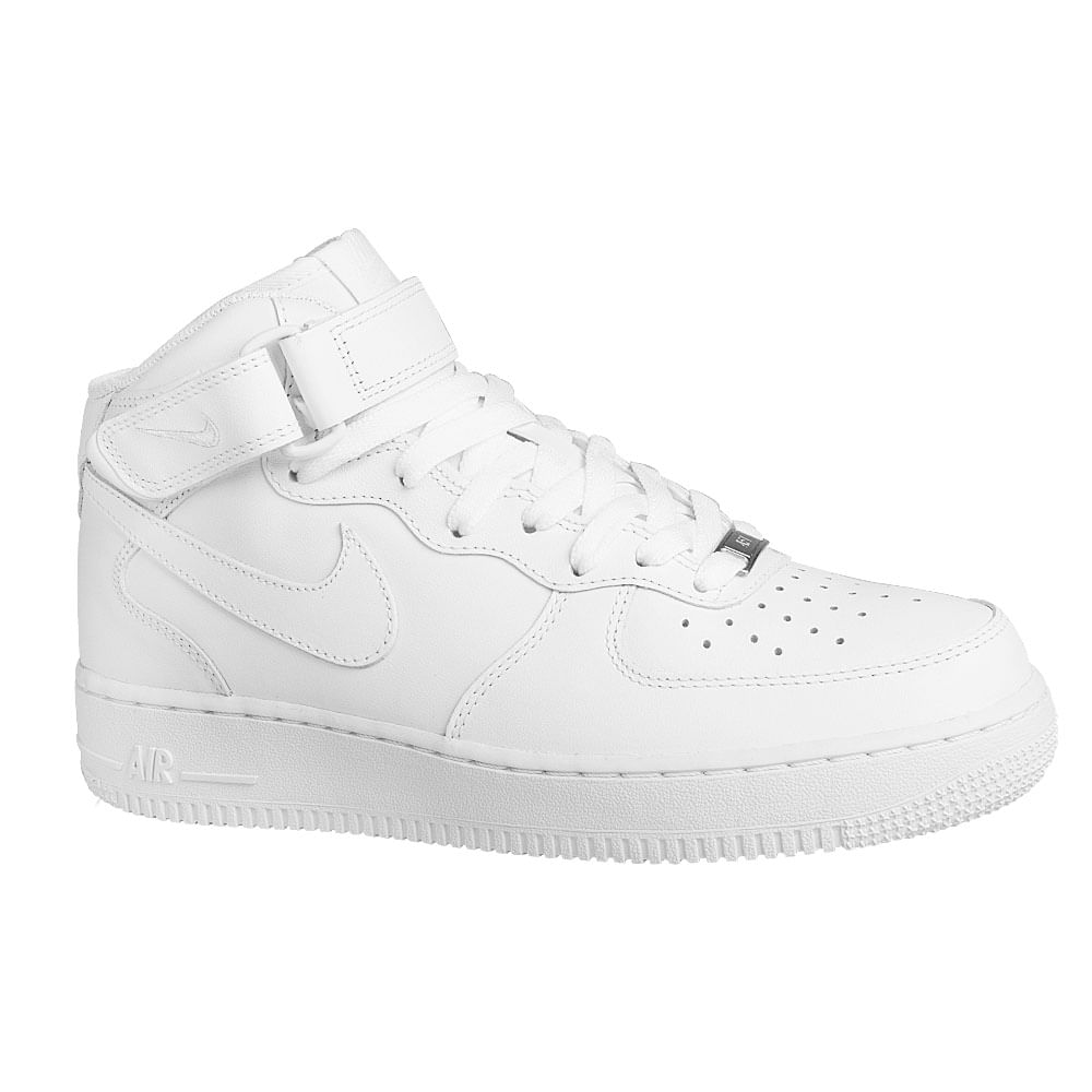 079c665b28 Tênis Nike Air Force 1 Mid 07 Le - Cano Alto Masculino | Tênis é na  Authentic Feet - AuthenticFeet