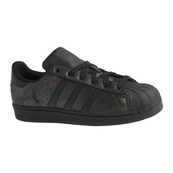 Tenis-adidas-Superstar-Iridescent-PS-Infantil-Preto