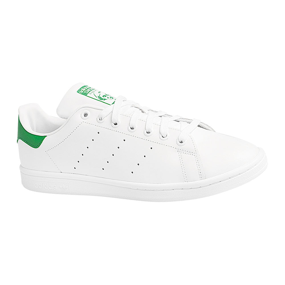 Tênis Masculino Stan Smith Adidas Originals Branco