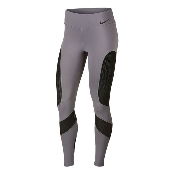 Calca-Legging-Nike-Power-Feminina-Cinza