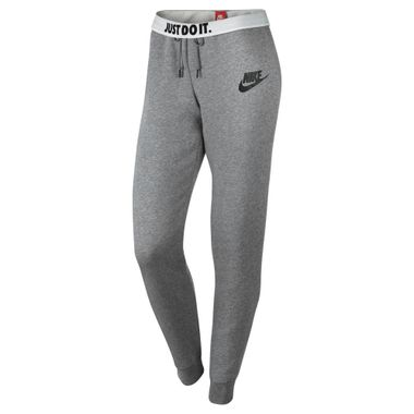 Calca-Nike-Rally-Tight-Feminina-Cinza