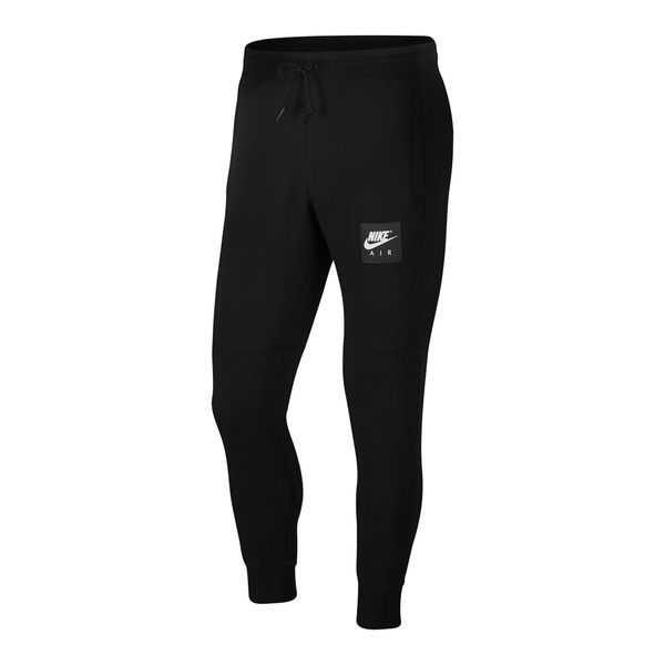Calca-Jogger-Nike-Air-Fleece-Masculina-Preto
