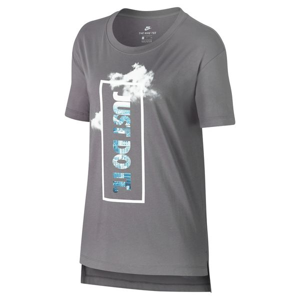 Camiseta-Nike-Drop-Tail-Just-Do-It-Feminina-Cinza
