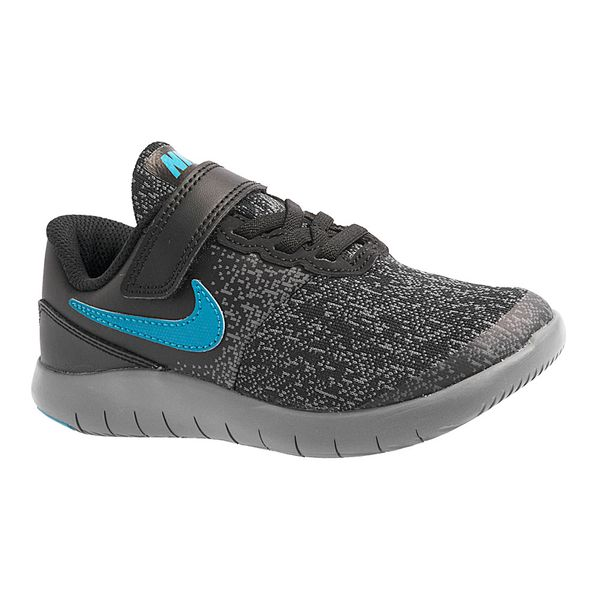 Tenis-Nike-Flex-Contact-PS-Infantil-Preto