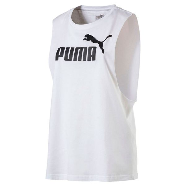 Regata-Puma-Cut-Off-Boyfriend-Feminina-Branco