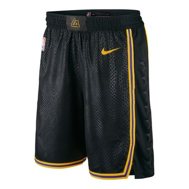 Shorts-Nike-NBA-Golden-State-Warriors-Swingman-Masculino-Preto