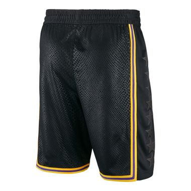 Shorts-Nike-NBA-Golden-State-Warriors-Swingman-Masculino-Preto-2