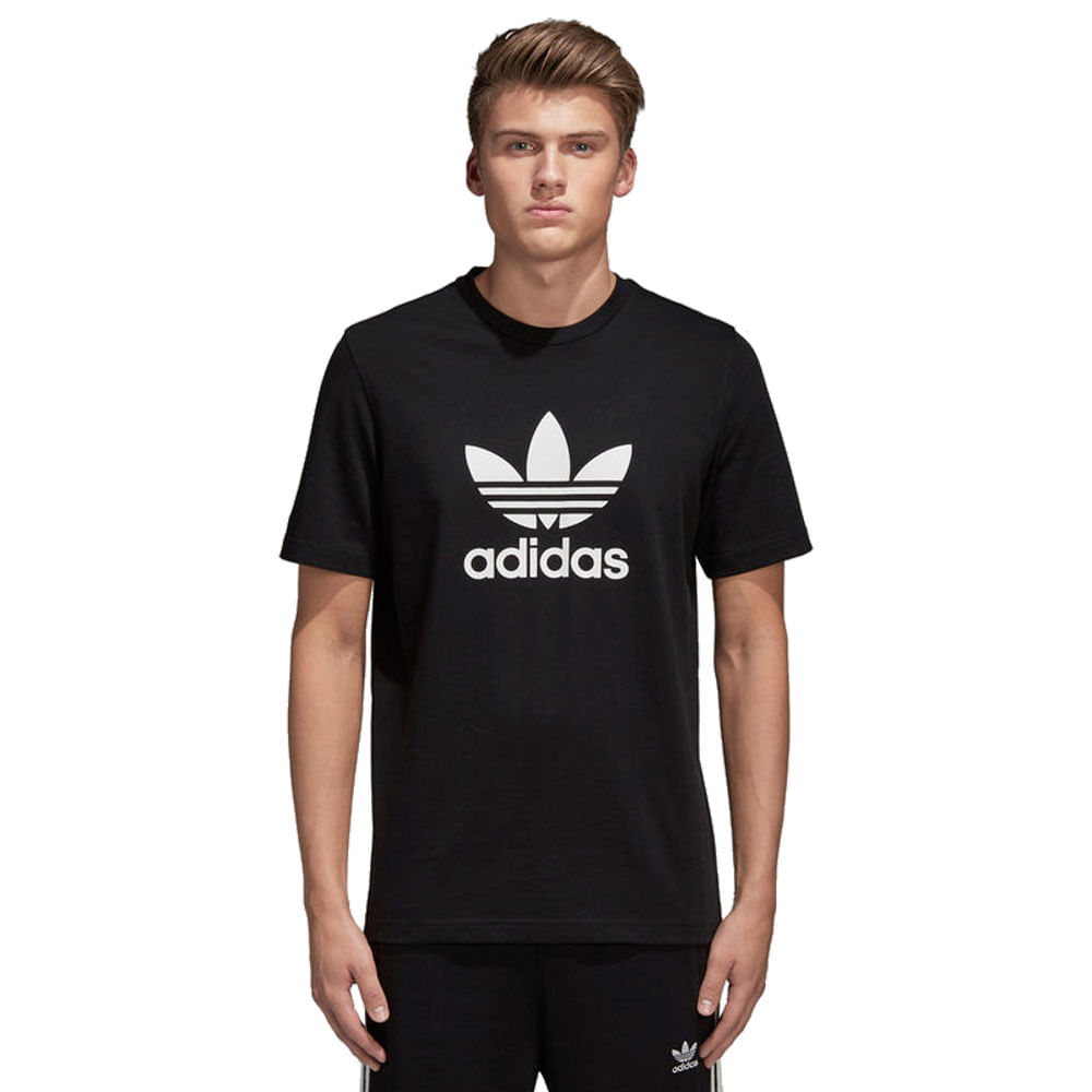 ee0ec04f2f7 Camiseta adidas Originals Trefoil Masculina