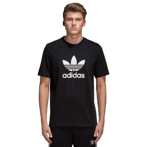 Camiseta-adidas-Originals-Trefoil-Masculina-Preta