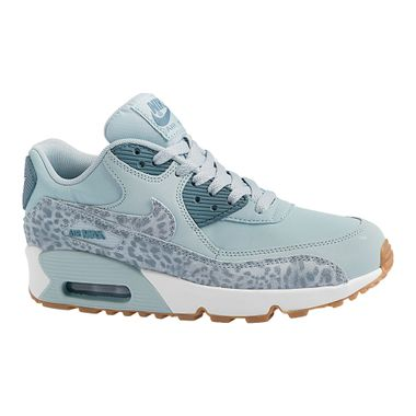 Tenis-Nike-Air-Max-90-LTR-Special-Editon-GG-Infantil-Verde