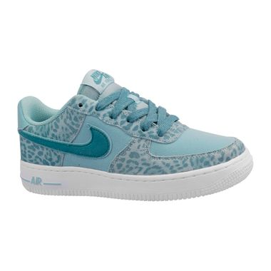 Tenis-Nike-Air-Force-1-LV8-GS-Infantil-Azul