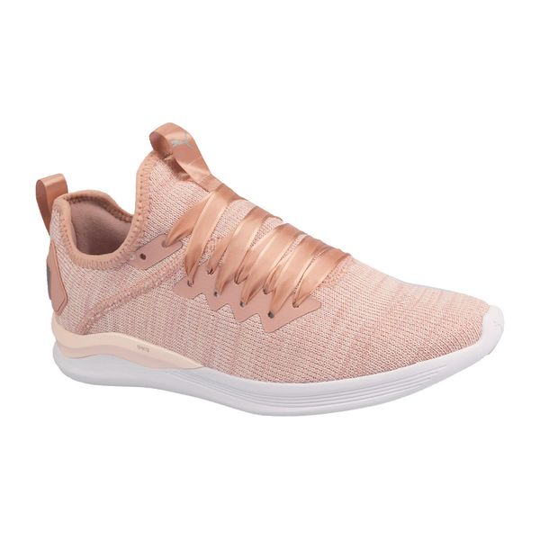 Tenis-Puma-Ignite-Flash-Evoknit-Satin-Feminino-Rosa