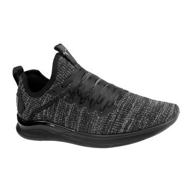 Tenis-Puma-Ignite-Flash-Evoknit-Satin-Feminino-Preto