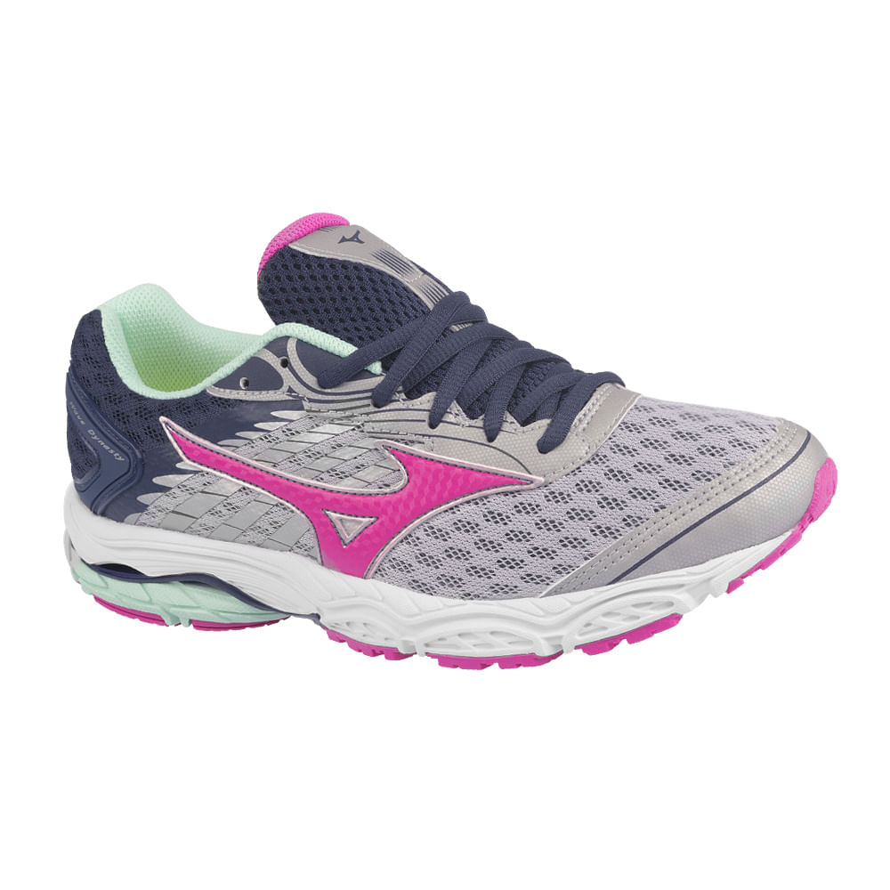 6c43a8643e Tênis Mizuno Wave Dynasty P Feminino | Tênis é na Authentic Feet -  AuthenticFeet