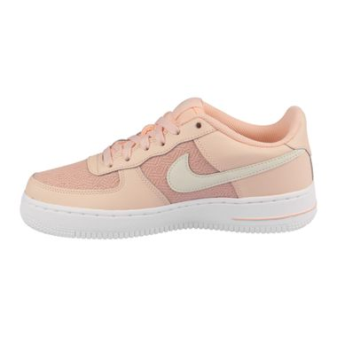 Tenis-Nike-Air-Force-1-LV8-GS-Infantil-Laranja-2
