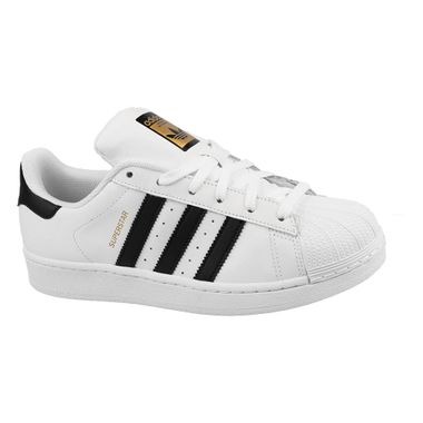 Tenis-adidas-Superstar-Foundation-Branco