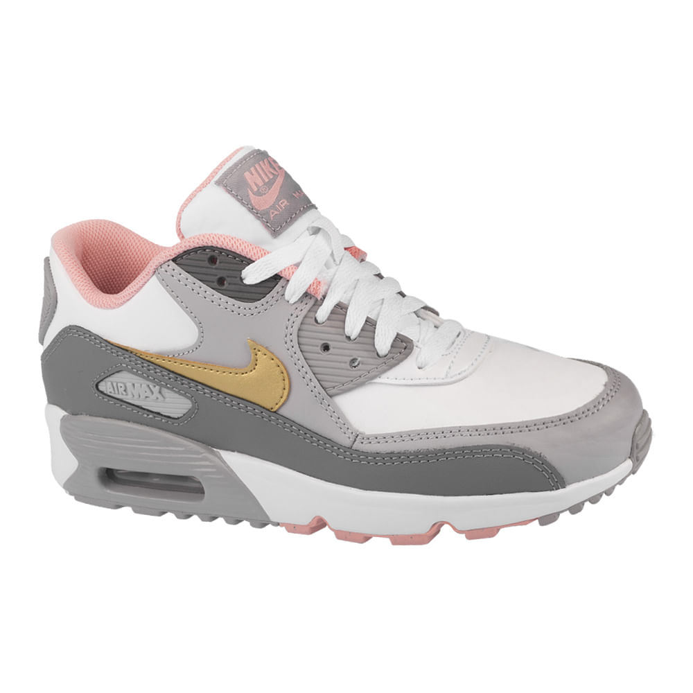 super popular cb435 c99be ... Tênis Nike Air Max 90 GS Infantil  TENIS NIKE AIR MAX 90 LTR GS  undefinedLoading zoom ...