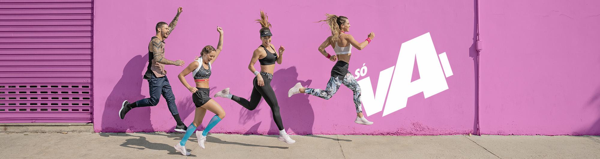 BCAMP-Só Vai Nike React