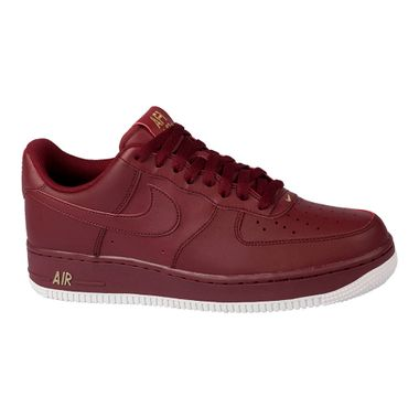 Tenis-Nike-Air-Force-1-07-Masculino-Vinho
