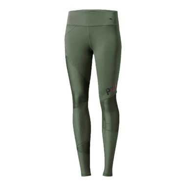 Legging-Puma-Punch-Long-Feminina-Verde