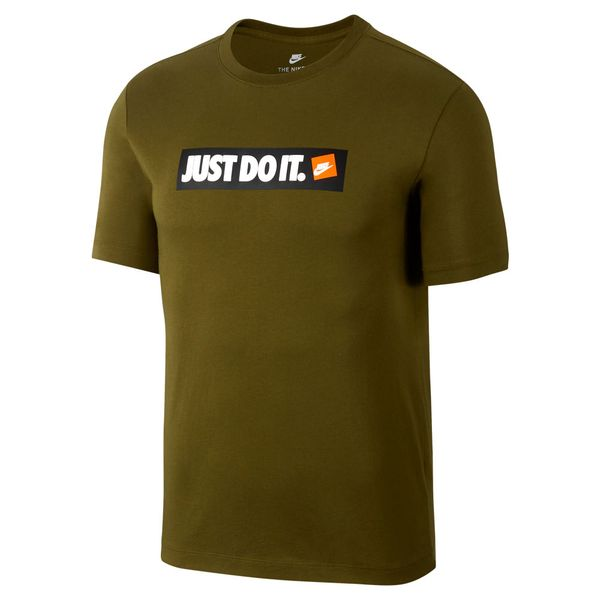 Camiseta-Nike-Just-Do-It-Masculina-Verde