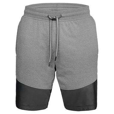 Shorts-Under-Armour-Threadborne-Terry-Masculino-Cinza