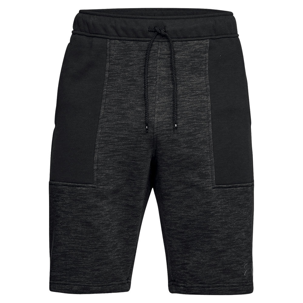 Shorts Under Armour Baseline Fleece Masculino  101d2d2423924